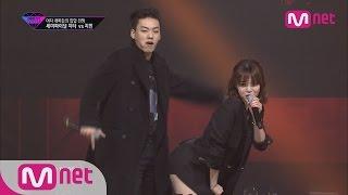 "[Unpretty Rapstar] ep.07 : Jimin(지민) - ""Puss""(feat.Iron 아이언) @Seimi-Final"