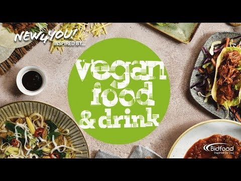 New4You inspired by Vegan | Bidfood