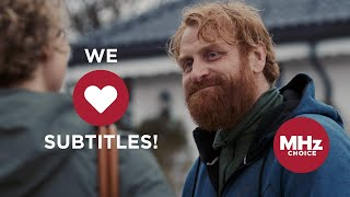 """Kristofer Hivju From BECK: """"Don't Fear The Subtitles."""""""