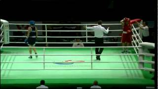 Light Welter (64kg) SF - Pak (PRK) vs Mayer (USA) - AIBA Women's World C'ship 2012