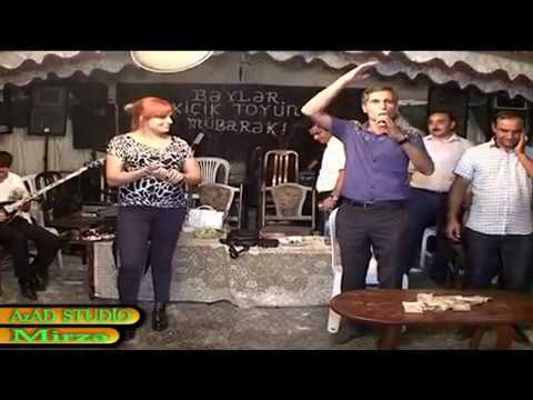 Aynur Goycayli, Menede Nezer ele Asif Merdekanli, AzAD Studio mp3 yukle - mp3.DINAMIK.az
