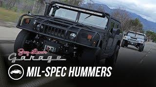 Mil-Spec Hummers - Jay Leno's Garage