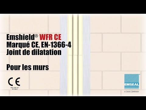Emshield® WFR CE Overview & Installation (en français)