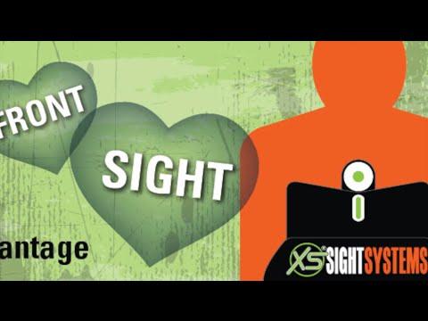 XS Sights When Seconds Matter