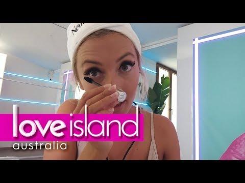 How to get Erin's winged eyeliner look | Love Island Australia 2018