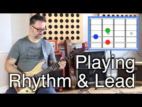How To Improve Your Lead Playing - Beginner Guitar Lesson