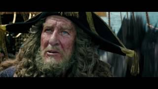 Piráti z Karibiku: Salazarova pomsta - rozšířená ukázka z filmu (dabing)