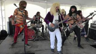 Leather Up Your Ass does Spinal Tap - The Majesty of Rock (Live @ Montebello Rockfest)
