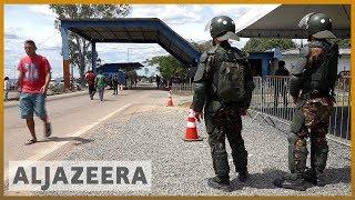 Violencia en la frontera entre Venezuela y Brasil: informes de al menos 25 muertos