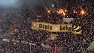 Sensationell: Die letzten sieben Minuten des Capos von Dynamo Dresden