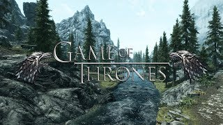 Моды для Скайрима:Игра престолов в Skyrim!#1
