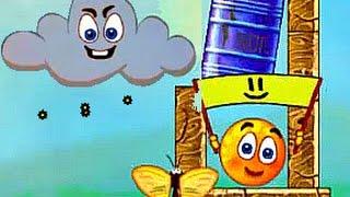 развивающие мультики для детей  мультик спасение апельсина серия 19 мультфильм головоломка для детей