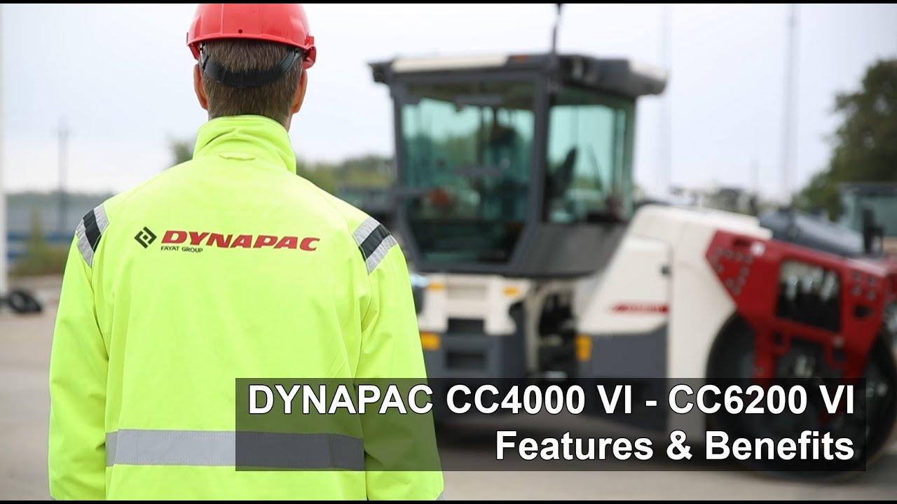 Dynapac CC5200 VI