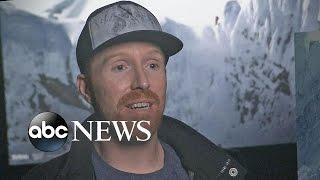 Skier Ian McIntosh Describes Surviving 1,600-Foot Fall