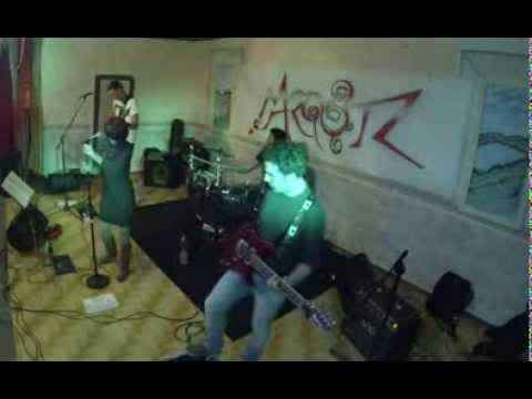 Margotz - Open your eyes (Guano Apes cover) - live@Piansano