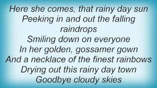 Spinal Tap - Rainy Day Sun Lyrics