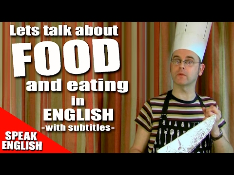 Learn English with Mr. Duncan - Lesson 49 (Food)