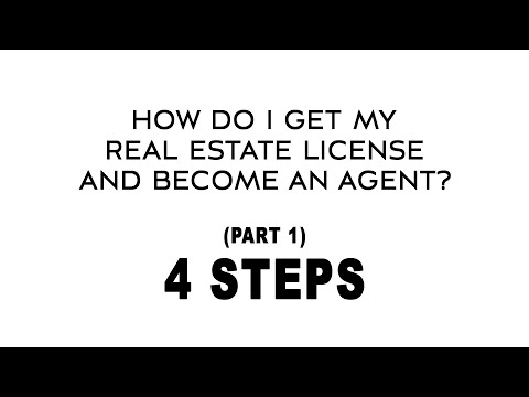 How do I become a Real Estate Agent In New Jersey?