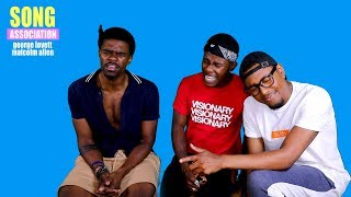 American Idol Contestants George and Malcolm Sing Ariana, Erykah, & Daniel in Song Association!