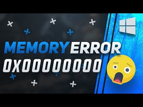 """How to fix """"The instruction at 0x00000000 referenced memory at 0x00000000.""""  [2019]"""
