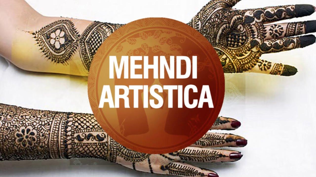 black red shaded mehndi design arabic henna tutorial by mehndi artistica