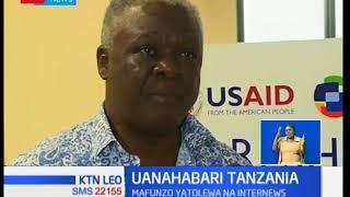 Kituo kipya cha kuongeza ufanisi katika tasnia ya habari na mawasiliano kimeanzishwa nchini Tanzania