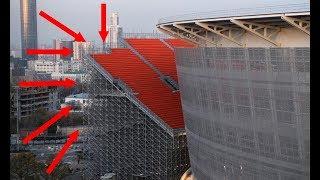 EKATERINBURG ARENA Stadium Russia 2018 World Cup
