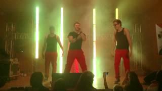 preview picture of video 'Łukash - Chcę patrzeć w oczy jej (Przygodzice 2013 live) 6/8'