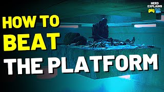 """How to Beat the HUNGER & DEATH in """"THE PLATFORM"""" (2019)"""