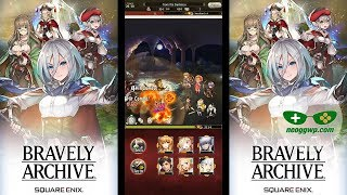 Bravely Archive (Android iOS APK) - Role Playing Gameplay Chapter 1-3