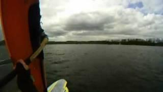 preview picture of video 'W4CR @ Brogborough Lake - Clip 1'