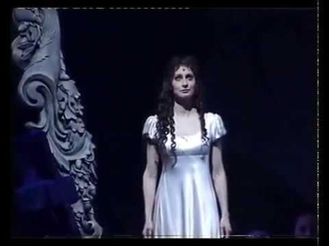 अलीशिबा संगीत पूर्ण शो, इंग्रजी आणि दास; जर्मन उपशीर्षके एसेन 02, Pia Douwes & # 39; गेल्या कामगिरी