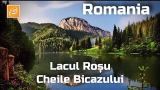 Red Lake and Bicaz Gorge, a Short History, Harghita, Romania