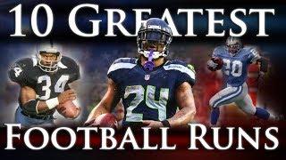 Ten Greatest Football Runs Ever