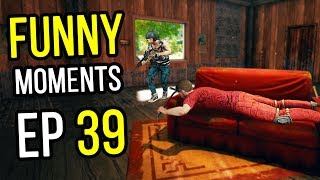 PUBG: Funny Moments Ep. 39