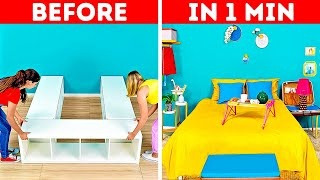 Easy Ways To Upgrade Your Room || Cheap And Simple Decorating Tricks