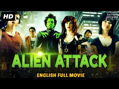Alien Attack - English Movies 2018 Full Movies | Action Movies 2018 | New Movies 2018