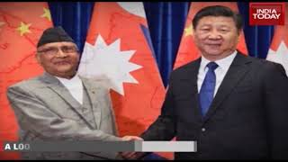 Is China Increasingly Looking At Nepal As Way To Encircle India?