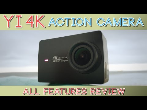 Xiaomi Yi 2 4K Action Camera Review +Tons of Location Footage