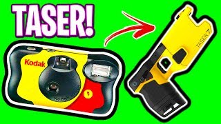 disposable camera taser - Free Online Videos Best Movies TV shows