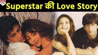 SHARUKH और Gauri की LOVE STORY किसी Film से कम नहीं | MUST WATCH !!!
