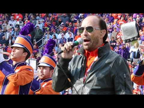 God Bless the USA - Lee Greenwood and Clemson Tiger Band
