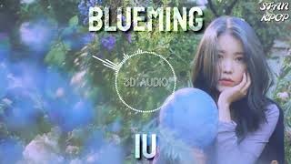 IU   BLUEMING (3D AUDIO + BASS BOOSTED)