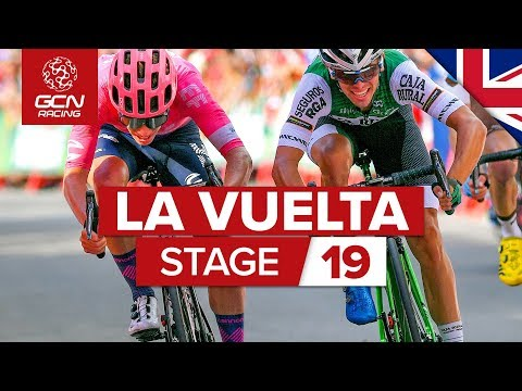 Video | Samenvatting etappe 19 Vuelta a Espana 2019