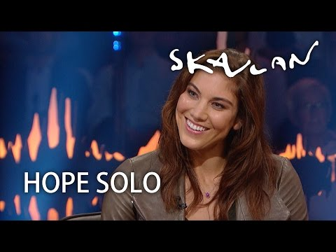 "Hope Solo interview - ""It's still very painful"" 
