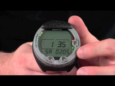 Suunto Vyper Dive Computer Review