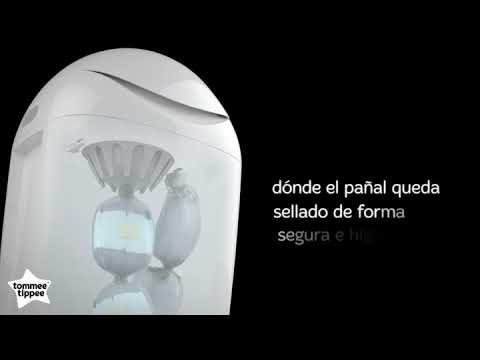 Pack de 9 recambios para Contenedor de pañales Sangenic