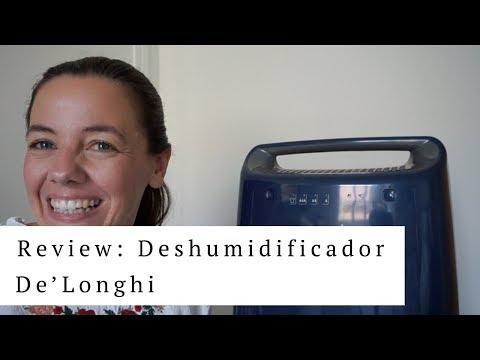 Review: Deshumidificador De'Longhi