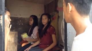 Nyebeng itim scene 0.5 XDXD (group4)