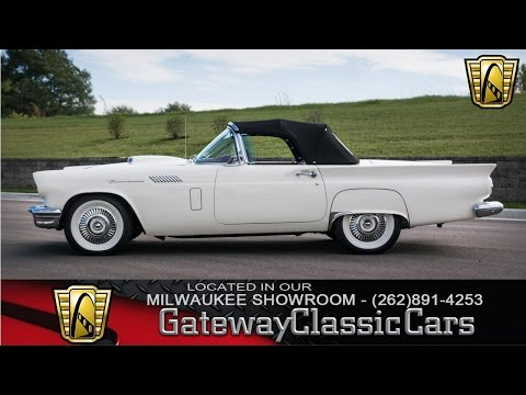 Video of '57 Thunderbird - KE57